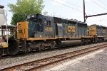CSX 4056 fourth on K622